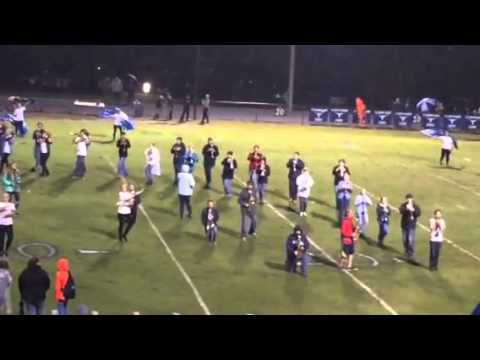 Anderson County High School Marching Band 2015 Youtube