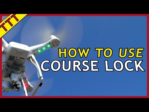 IOC COURSE LOCK | Complete Video Guide | DJI Phantom Series