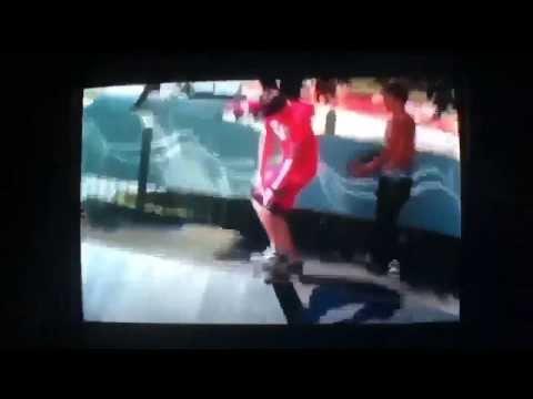 Dan Jansen Skating