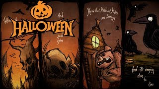 Halloween w Dont Starve Together z Oską #7