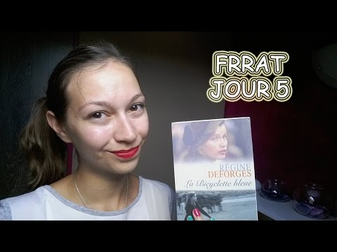 FRENCH READ A THON | Jour 5