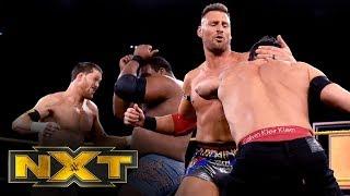 Gambar cover Undisputed ERA vs. Keith Lee & Dominik Dijakovic – NXT Tag Team Title Match: WWE NXT, Nov. 27, 2019