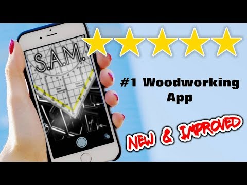 Best Woodworking App 2018 - Makers Wanted - S1:E3