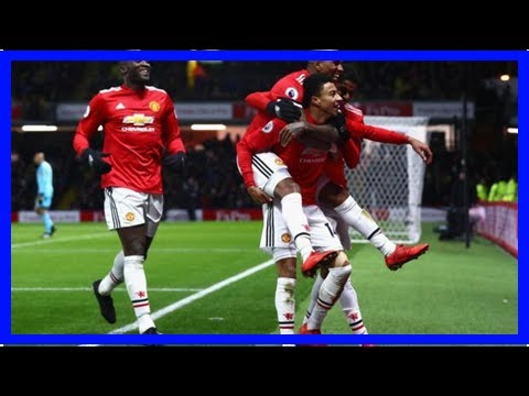 Sport News - Mourinho replaced 6-4-2-3-1 most powerful manchester united line up to face bournemouth