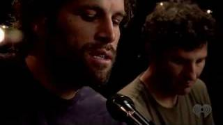 Jack Johnson - Rocky Raccoon - A great Beatles cover live and acoustic in the studio