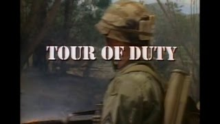 Tour of Duty Season 1 Opening and Closing Credits and Theme Song