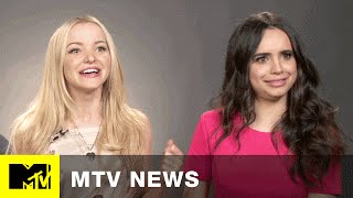 dove cameron the cast of descendants sing their favorite disney songs   mtv news