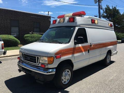 RTS 2005 E350 Medtec :Used Type 2 Ambulance SOLD