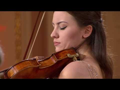 Celina Kotz plays Mozart and Bach - Stage 3 - International H. Wieniawski Violin Competition STEREO