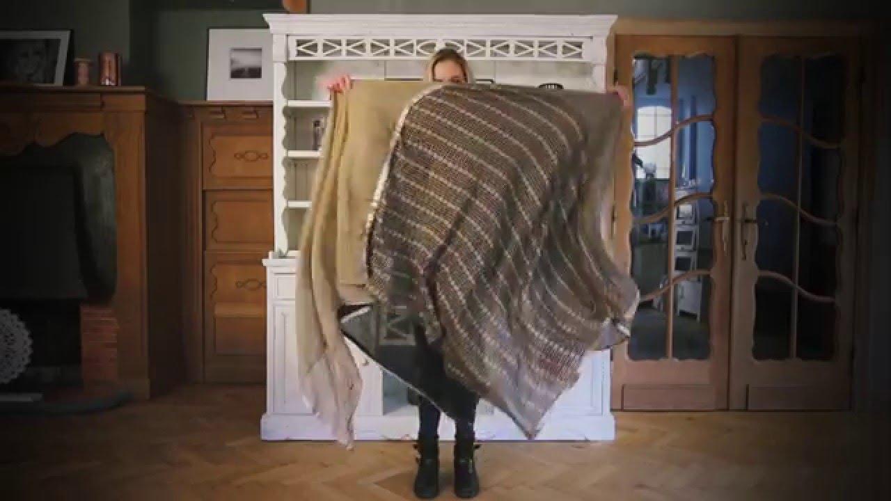 Style magnifique la clientèle d'abord vente officielle Foulard Shanna : tuto 1