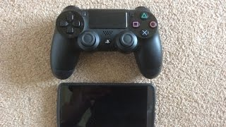 Connecting the PS3 gamepad to Android via Bluetooth