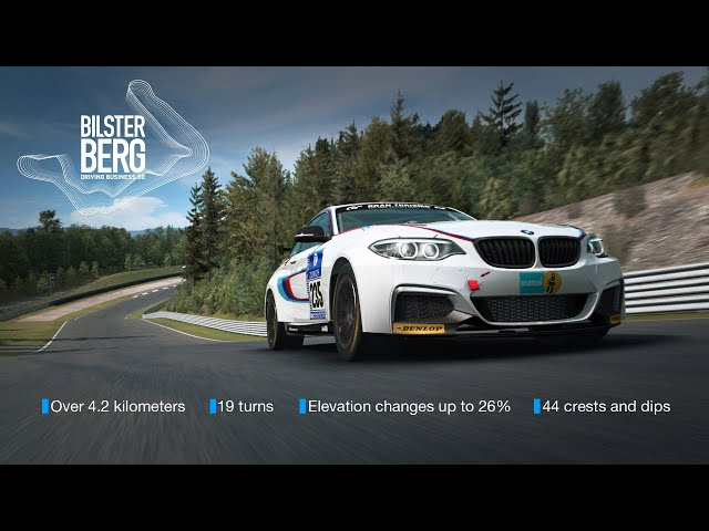 RaceRoom | BILSTER BERG - now available