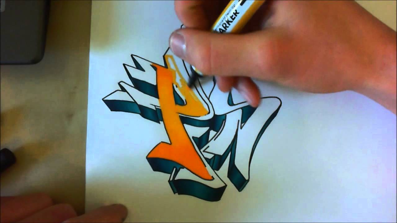 tutorial graffiti coloriage avanc d grad s avec promarkers feutres alcool hd youtube. Black Bedroom Furniture Sets. Home Design Ideas