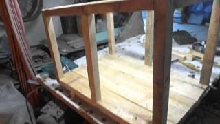 видео Как построить собачью будку своими руками