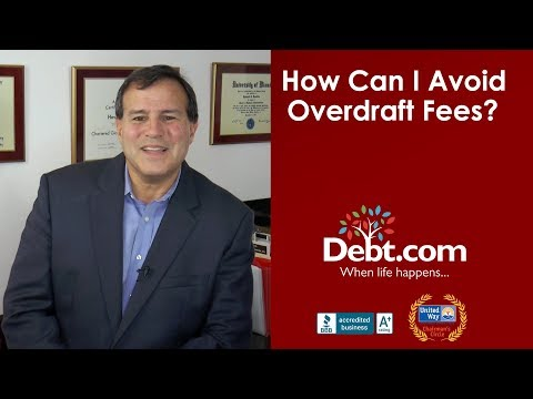 How Can I Avoid Overdraft Fees?