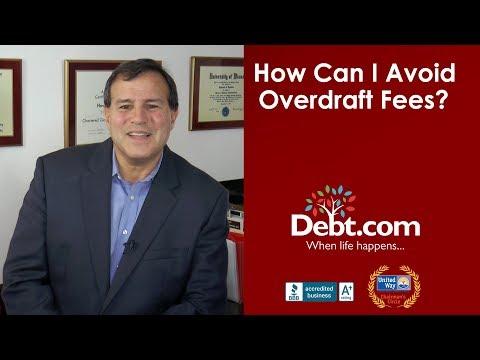 How Can I Avoid Overdraft Fees?