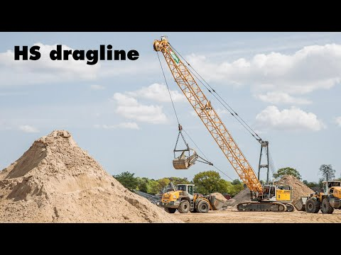 Liebherr  Best of HS dragline