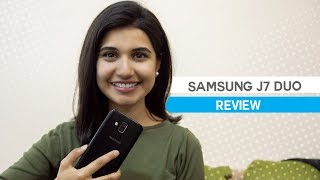 Samsung Galaxy J7 Duo full review: camera test, gaming & more