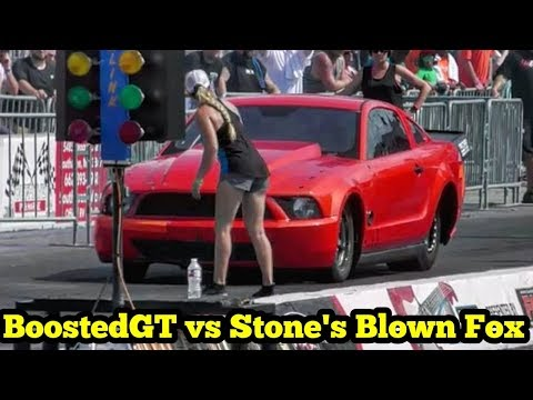 BoostedGT vs Stone's Supercharged Fox at Memphis No Prep Kings 2