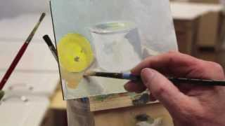 Art Lesson #10 - Intro to Painting - Class 1
