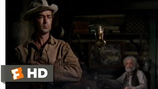Low Down Yankee Liar - Shane (7/8) Movie CLIP (1953) HD