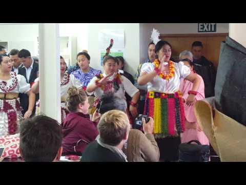 Tongan Language Week - Final presentation