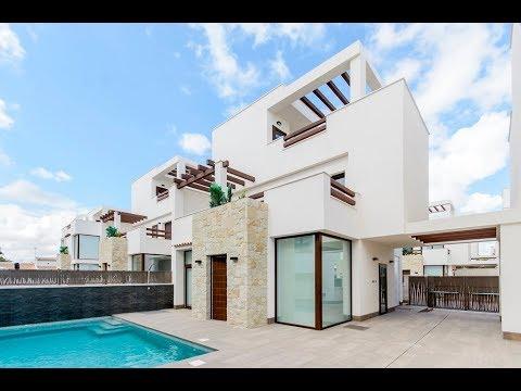 Maison Moderne Independante A Vendre A Ciudad Quesada Au Sud De Alicante En Espagne Youtube
