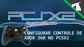 Configurar CONTROLE de XBOX 360 no Emulador PCSX2   2018