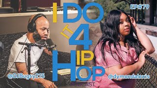 I Do It 4 Hip-Hop Podcast Episode 79 | Haters & Belaire Bubbles I