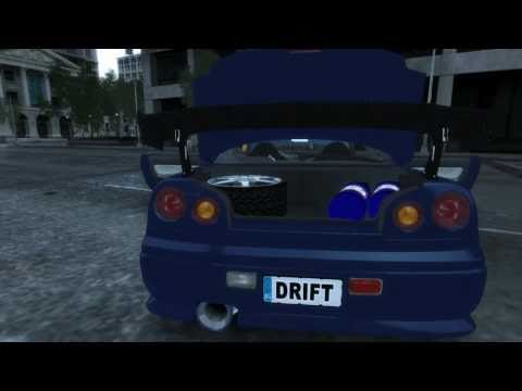 GTA 4 PC 2 Fast 2 Furious [HD + ENB + VisualIV ...