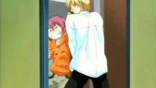 Just a clip from the anime Gravitation I thought was cute :3.