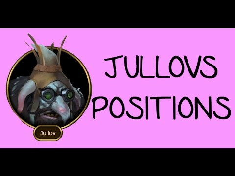 Drakensang online - Positions of all Lor'Tac Jullovs