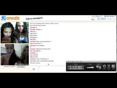 Ultimate Omegle Trolling 3: Celebrity Trolling 2 (Ariana Gra