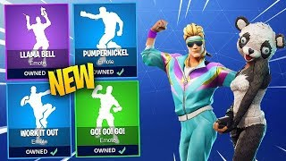*NEW* FORTNITE DANCES / EMOTES (Leaked) - Fortnite Battle Royale *SEASON5*