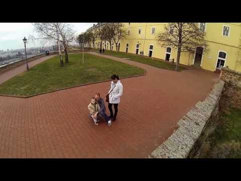 GoPro NoviSad: Flying around Petrovaradin Fortress