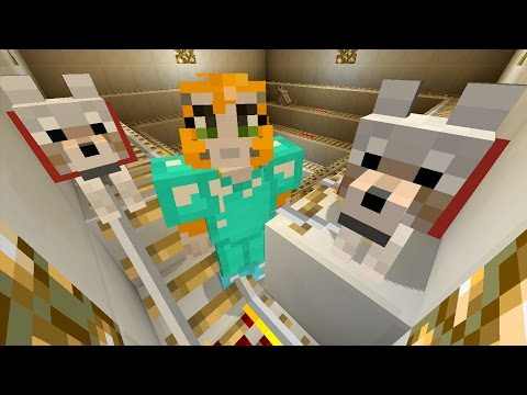 Minecraft Xbox - Cave Den - Dog Rescue (23)