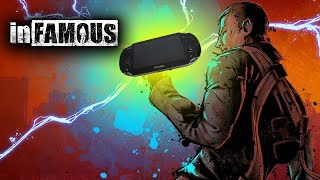 How inFAMOUS Was ALMOST On PS Vita!