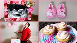 Diy- 6 Baby Gender Reveal Ideas!
