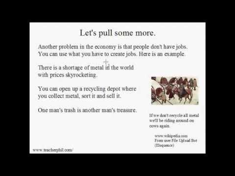 Деловой английский онлайн (Int) - Push vs Pull Strategies
