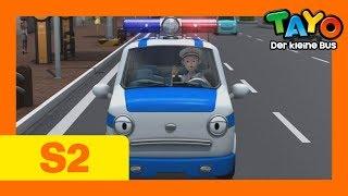 Tayo das perfekte Duo, Rookie und Pat l Spielzeit 2 Folge 2 l Tayo Der Kleine Bus