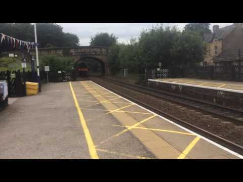 Dronfield train station with kind drive final