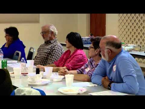 Epworth Community Club - Stan Helton - Fannin County Water Authority