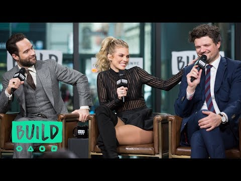 Jane Seymour, Matt Jones, AnnaLynne McCord & Chris Diamantopoulos Discuss