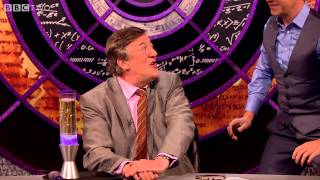 Making a lava lamp - QI: Series L Episode 11 Preview - BBC Two