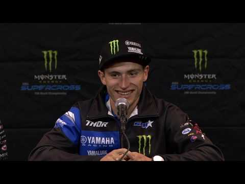 250SX Post Race Press Conference - Anaheim - Race Day LIVE 2020