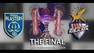 INDIAN SUPER LEAGUE - THE FINAL PROMO