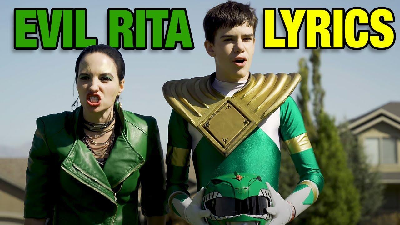 Download Evil Rita Power Rangers Music Video WITH LYRICS