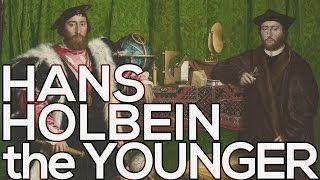 Hans Holbein the Younger: A collection of 119 paintings (HD)