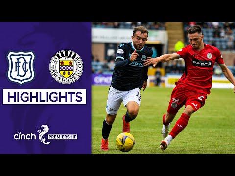Dundee St Mirren Goals And Highlights