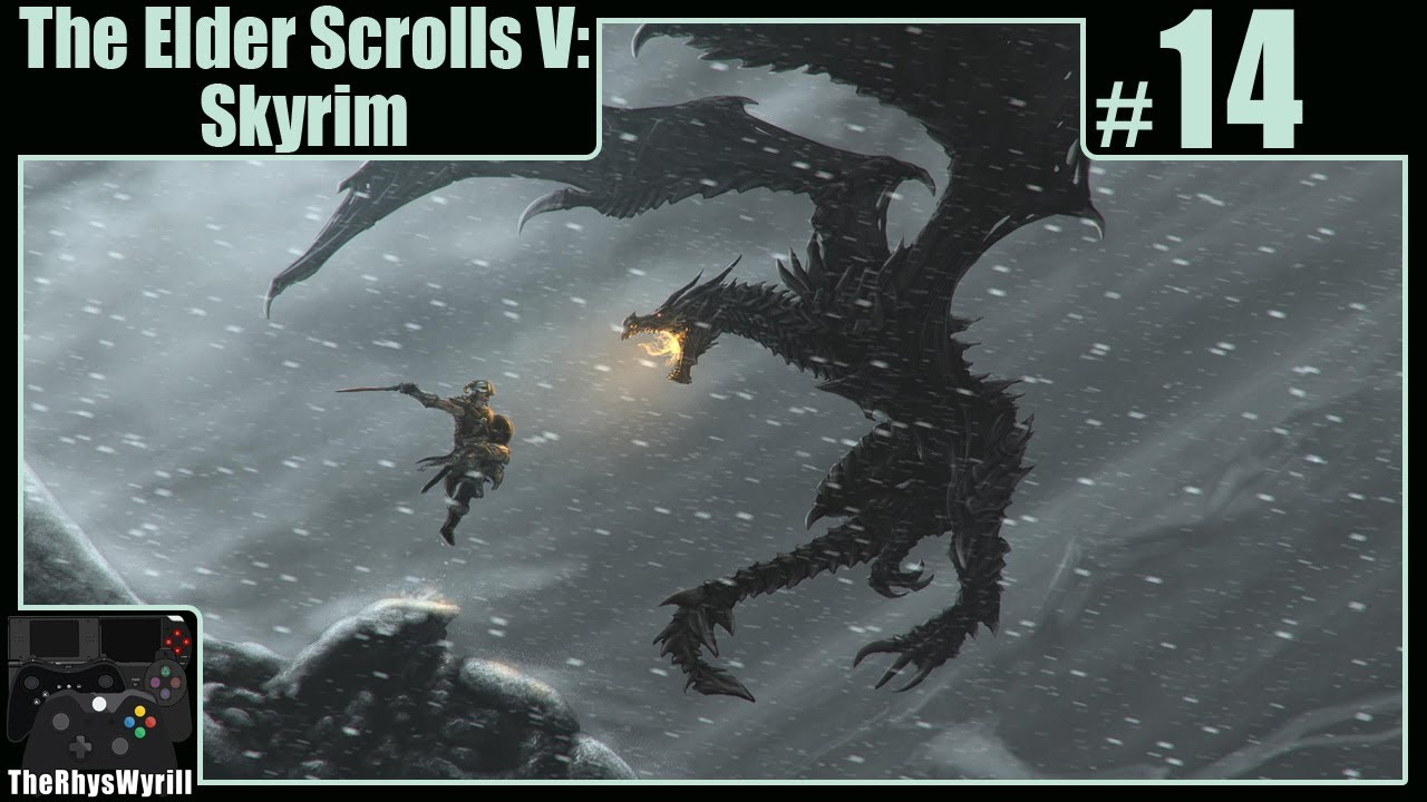 The Elder Scrolls V: Skyrim Playthrough | Part 14